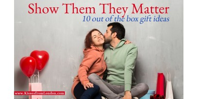 "10 ""Out of the box"" gift ideas"