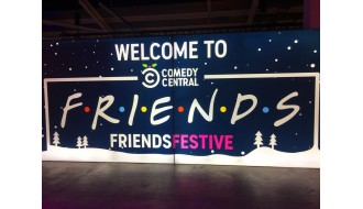 Friends Fest in London