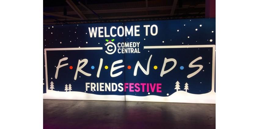 Friends Fest in London
