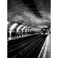The Underground B & W